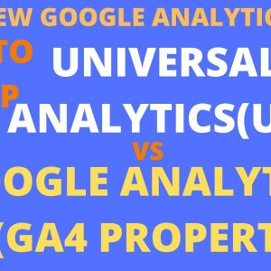 Google Analytics 4 Property | GA4 | How to Set up New Google Analytics 4 Property for Websites 2020