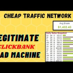🔥 How To Promote Clickbank Products | Cheap Traffic Network | Direct Hoplink 🔥