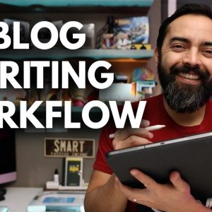 How to Batch Write Blog Posts for Faster Output - Day 317 of The Income Stream