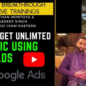 SECRETS to PAID ADS - Getting Unlimited Traffic & Customers to Your offers! w/Jasdeep