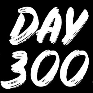 Day 300 of The Income Stream! Let's Celebrate!
