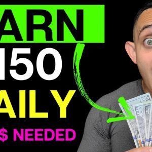 How To Make $150 A Day & Make Money Online in 2021 For Free With No Website! (For Broke Beginners)