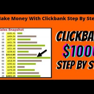 🔥 How To Make Money On Clickbank 2021: Step By Step $1000 Day Clickbank Tutorial 🔥