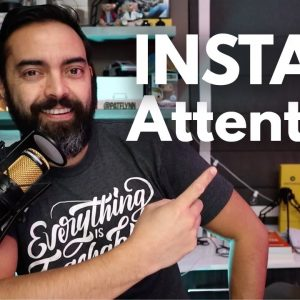 How to INSTANTLY Gain Attention Online - The Income Stream with Pat Flynn - Day 293