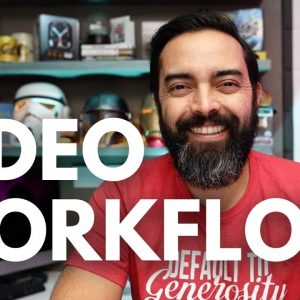Video Production Workflow for MAX Results - Day 318 of The Income Stream