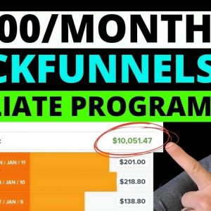 5 Ways to Promote The ClickFunnels Affiliate Program (How I Make $2000+ Per Month on Autopilot)