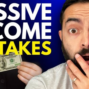 5 Passive Income Mistakes Everyone Makes (But You Don't Have To)