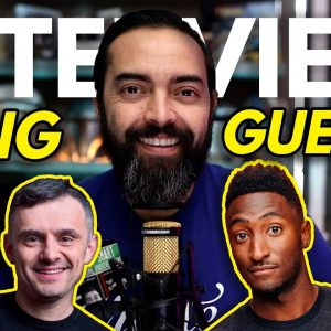 How to Get a Big Guest on Your Show (15 Ways) - Podcast and YouTube Growth Strategies