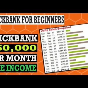 🔥 Clickbank For Beginners | Make $50,000+ P/Month With Clickbank Side Income | Step By Step 🔥