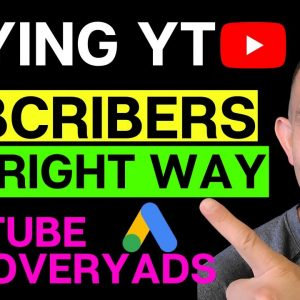Grow On YouTube Fast Hack - How to Do Youtube Discovery Ads 2021 (YouTube Ads For Growing a Channel)