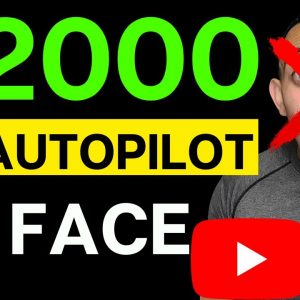 Get Paid $2,000/Month on Autopilot & How To Make Money On YouTube Without Making Videos In 2021
