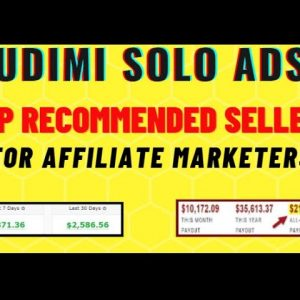 🔥 UDIMI With Affiliate Marketing - Top Recommended Sellers on UDIMI - First Sale In 24 Hours