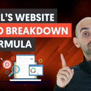 Here's How You Assess and Improve a Website's SEO - Neil Patel's Website SEO Breakdown Session