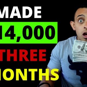 I Made 6 Figures In 3 Months! - How To Start An Online Business In 2021