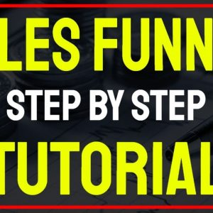 Sales Funnel Tutorial   How to Create a Sales Funnel Strategy