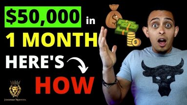 I Made My First $50,000 Month - How To Build A Successful Online Business