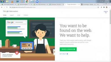 Webmaster Tools Verification | How to Submit Your Website to Google With Webmaster Tools Tutorial