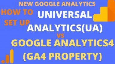 Google Analytics 4 Property | GA4 | How to Set up New Google Analytics 4 Property for Websites 2020