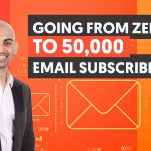 How To Go From Zero to 50,000 Email Subscribers - With Email Marketing Unlocked