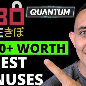 ($7500+ Worth) Best Kibo Code Quantum Bonuses - Is the Kibo Code Quantum Legit & Complete Review