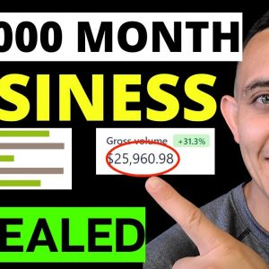 (My $40,000/Month Online Business Revealed) Make Passive Income With Affiliate Marketing In 2021