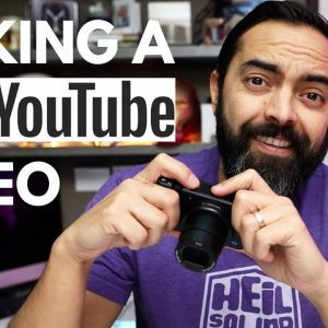 Let's Make a YouTube Video Together (Behind the Scenes in My BRAIN) Day #312 of The Income Stream
