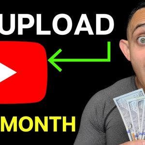 Make Money Re-Uploading YouTube Videos ($5,000/Month Method)