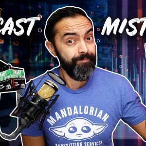 3 BIG Mistakes Podcasters Always Make - The Income Stream Day #299 with Pat Flynn - Podcasting Tips