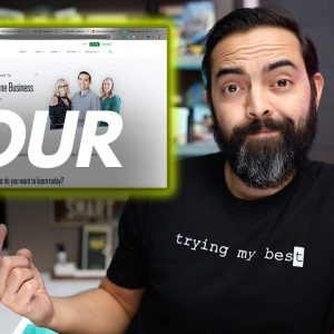 How & Why My Website Looks Like It Does - A Tour of SPI - The Income Stream Day #325