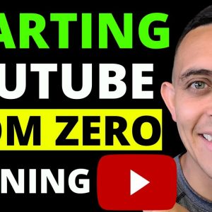 From 0 to 1,000 Subscribers on YouTube & How To Grow On YouTube With 0 Views And 0 Subscribers