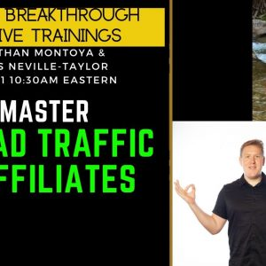 Mastering SOLO Ads W/ James Neville Taylor