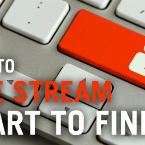 Live Stream How-To (Start to Finish) - Day 360 of The Income Stream with Pat Flynn