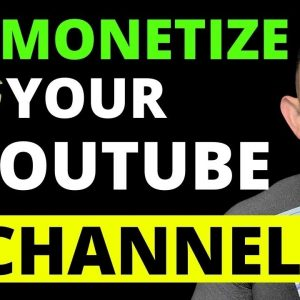 How To Monetize A Small Channel on YouTube - I Make $25,000 A Month!