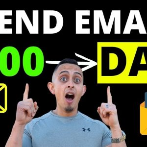 How To Build An Email List For Affiliate Marketing in 2021 - Make $100 Per DAY!