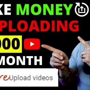 How To Reupload YouTube Videos And Make Money Online