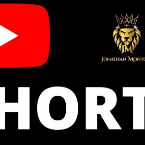 #shorts FULL-TIME INCOME on YouTube Without Creating Your Own Content
