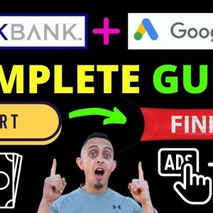 Complete Tutorial For ClickBank Affiliate Marketing With Google Ads for Beginners