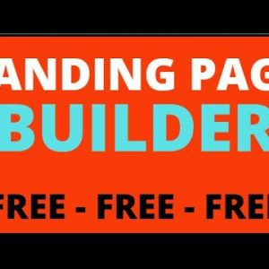 🔥 How To Build A Landing Page For Free - Step By Step For Beginners