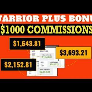 🔥 Warrior Plus 2021: $470 Days - 25+ DFY Bonus Campaigns - Unique Method