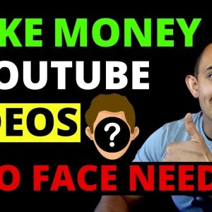 Make Money On YouTube Without Making Videos In 2021 - $100 to $1,000 PER DAY