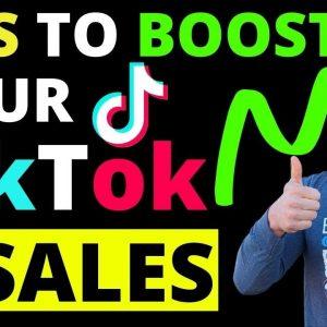 Tiktok Affiliate Marketing Mentoring - How To Increase Sales On TikTok (Live Recap)