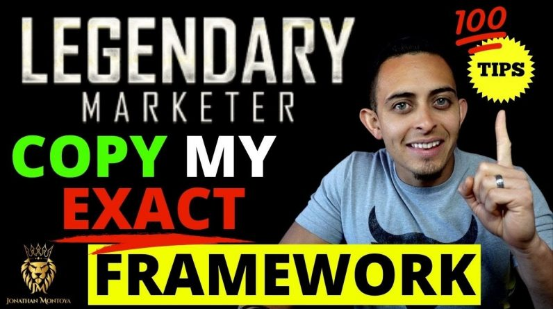 Make Money Promoting Legendary Marketer Affiliate Program