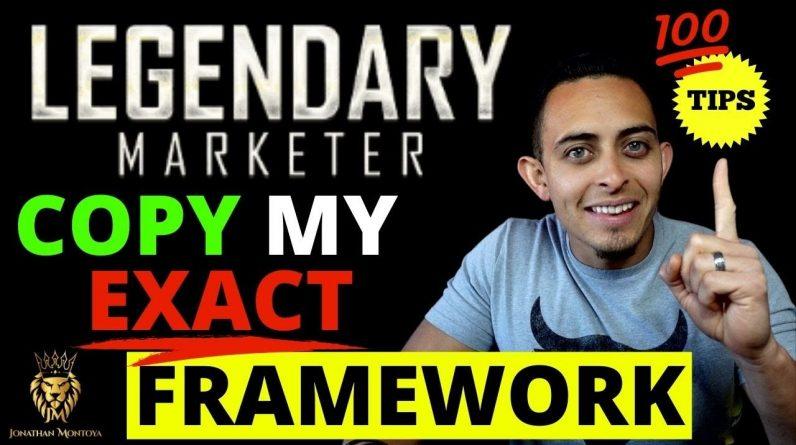 Make Money Promoting Legendary Marketer Affiliate Program