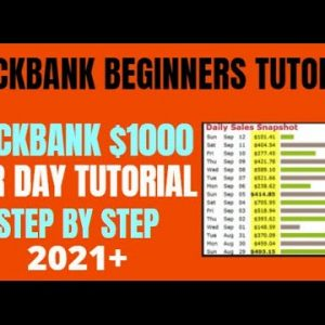 🔥 How To Make Money With Clickbank 2021: $1000 Per Day Tutorial - No Website Needed