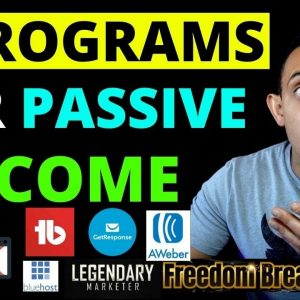 7 Best Affiliate Programs With Recurring Commissions - Passive Income In 2021
