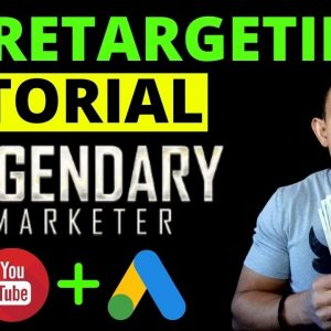 ($100 into $1000) How to Use YouTube Ads To Promote The Legendary Marketer Affiliate Program