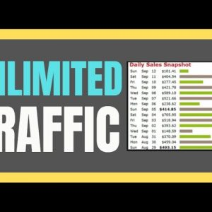 🔥 How To Get Unlimited Traffic To Your Clickbank Affiliate Link