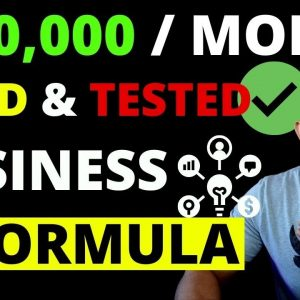 I Made My First $100,000 In A Month - How To Build A Successful Online Business