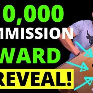 Freedom Breakthrough Affiliate Program $10,000 Commission Milestone Reward!