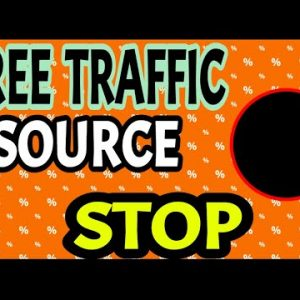 🔥 Clickbank FREE Traffic Source - STOP Wasting Time And Energy
